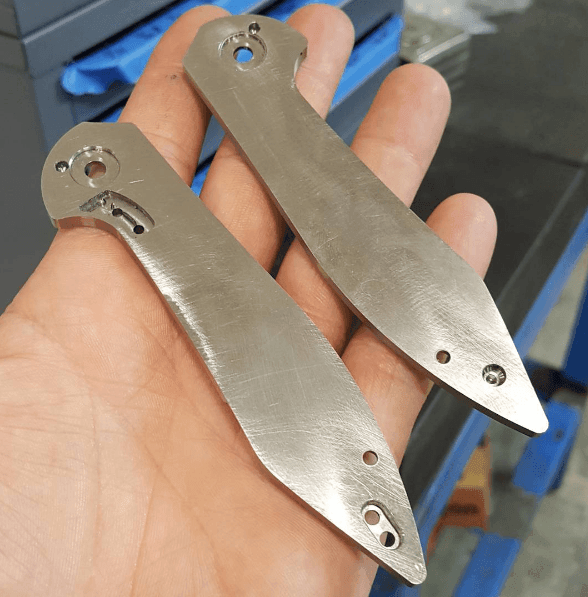 Custom Knife Mold
